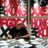 fingerxx - EH_HK_Signing black shirt